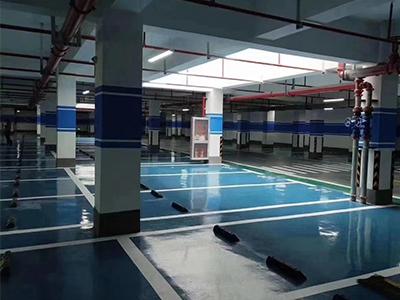 六安防滑环氧树脂地坪